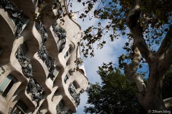 Barcelona Gaudi Architecture 2