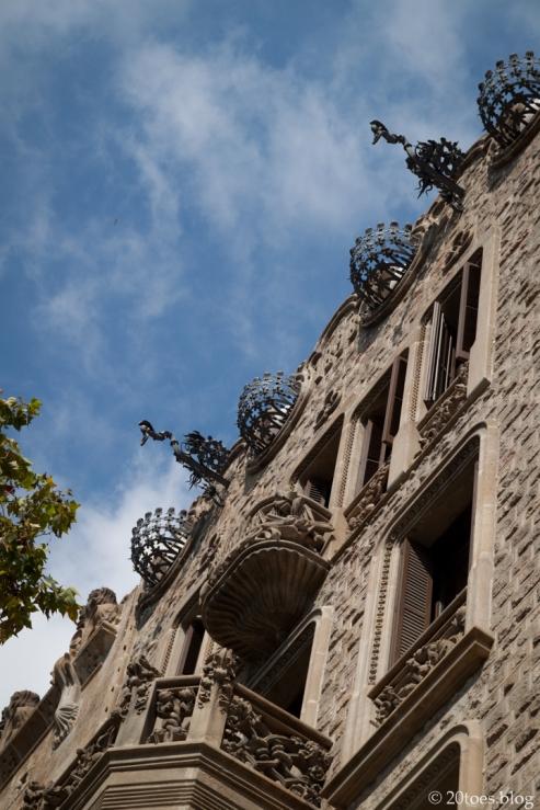 Barcelona Architecture 1