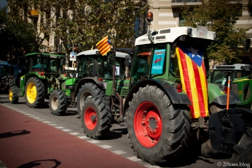 Tractor superheroes of the revolution!